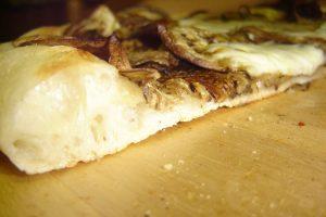 pizza alla parmigiana