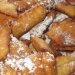 Frappe fritte di Carnevale